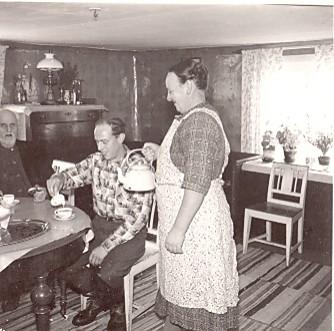 Patrik Karlsson,  (1920-1999) Grytviken,  kortet taget 1956