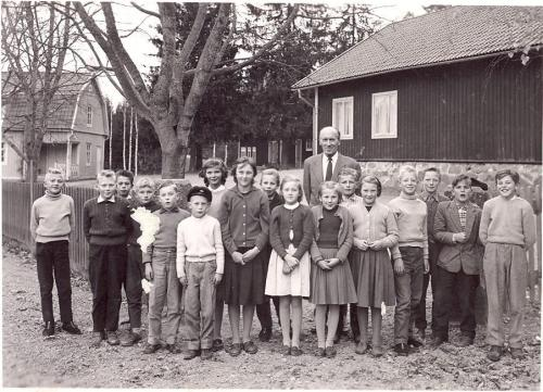 Storskolan 1961