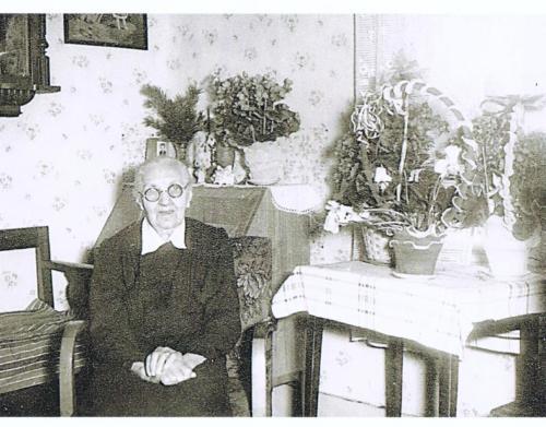 Josefina i Sund 80 år 16 december 1955