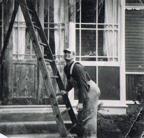 Målaren Erik Nilsson Sund, 1919-1983