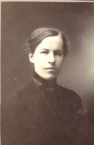 Tekla Axelsson 1894-1973