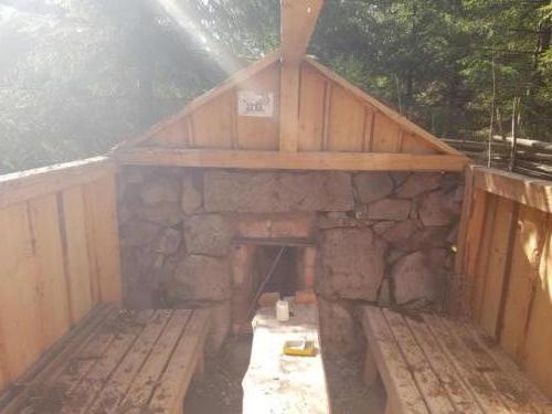 Taket av insidan