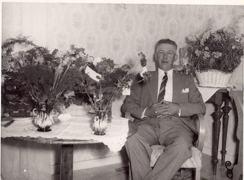Gunnar Karlsson Strängenäs