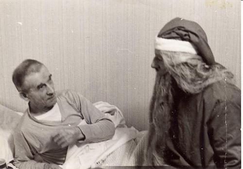Axel Nilsson  (1897-1986)Höganäs på Nyhem