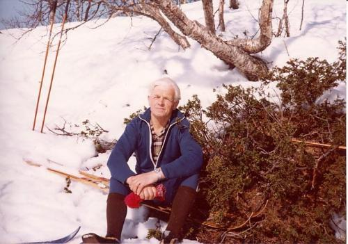 Helge Johansson  (1913-1996) Krokshult